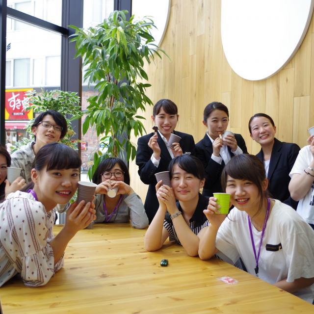 大阪ウェディング&ホテル・観光専門学校 接客・サービスのお仕事のコツ、教えます!1