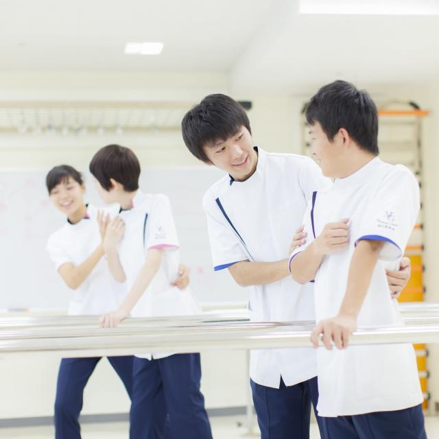 岡山医療技術専門学校 【理学療法学科・作業療法学科】オープンキャンパス1