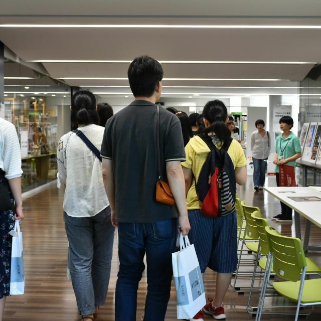 京都美術工芸大学 自由参加型 オープンキャンパス4