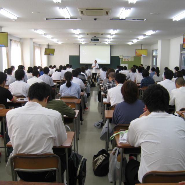 広島都市学園大学 【リハビリテーション学科】オープンキャンパス4