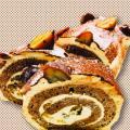 広島会計学院ビジネス専門学校 楽しく一人一台『マロンロールケーキ』を作ろう♪