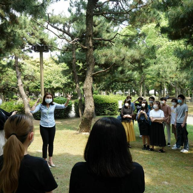 福岡外語専門学校 2020年最後のオープンキャンパス!1