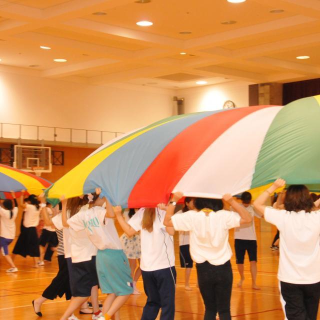 華頂短期大学 7/16 Class Visit Day2