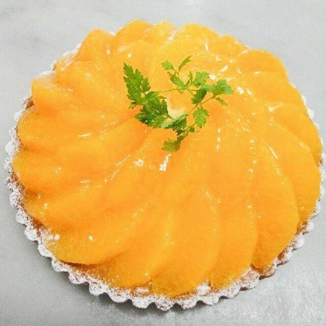 東海調理製菓専門学校 ☆★洋菓子 オレンジタルト★☆1