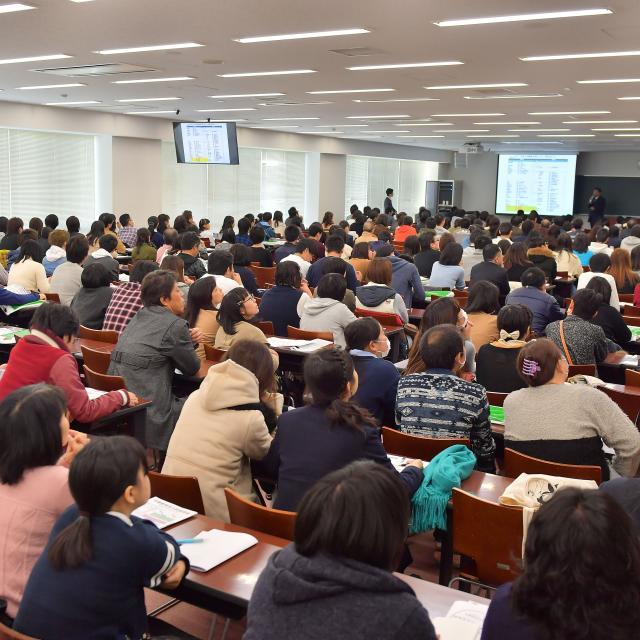 横浜薬科大学 オープンキャンパス1
