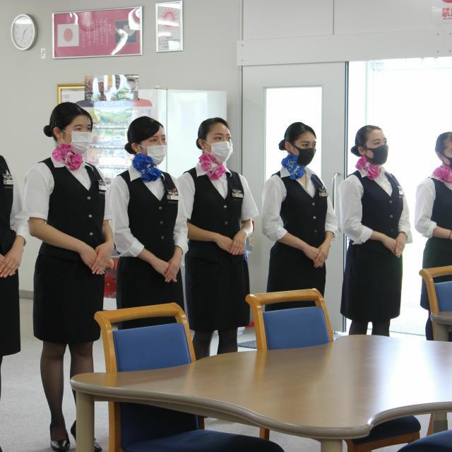 日本航空大学校 石川 能登空港キャンパス 航空ビジネス科オープンキャンパス受付中!1