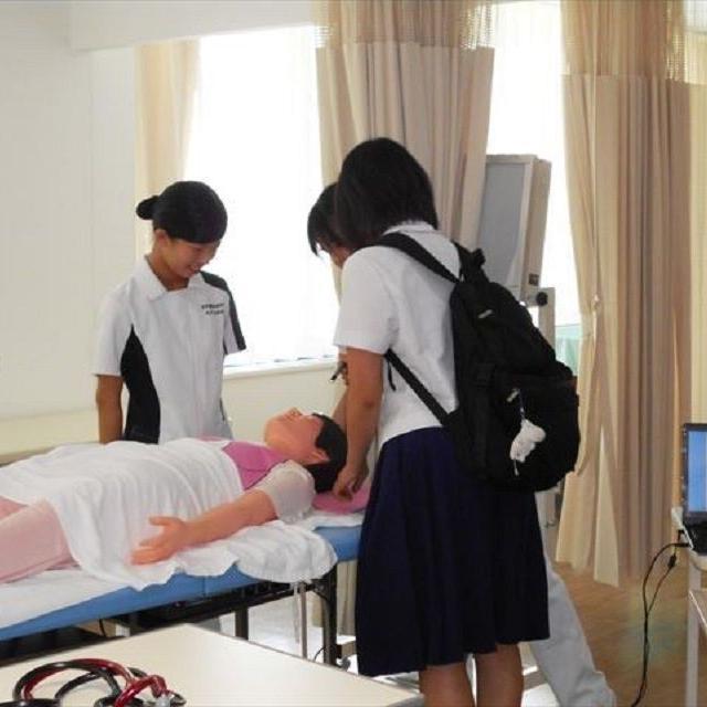 古賀国際看護学院 学院祭とオープンキャンパス同時開催!4