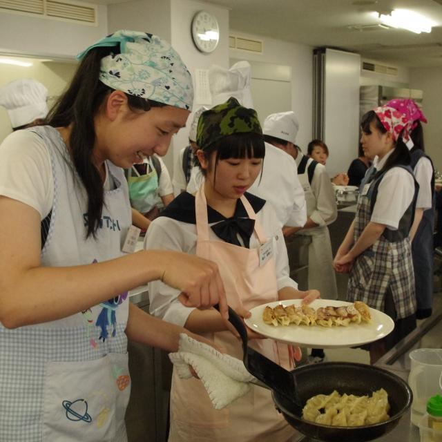 北日本ハイテクニカルクッキングカレッジ オープンキャンパス(1日バージョン)1