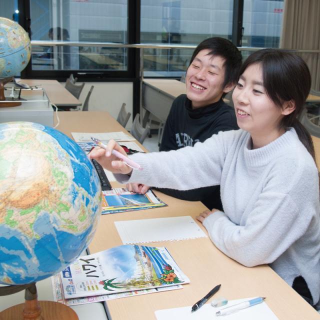 九州観光専門学校 6月の体験入学(旅行&観光)2