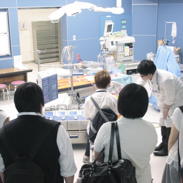 つくば国際大学 医療技術学科オープンキャンパス20191