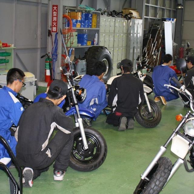 【OPENCAMPUS】バイクコース