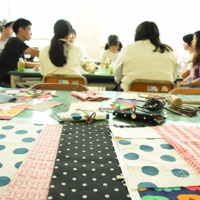 ファッションやインテリア・建築が学べるオープンキャンパス