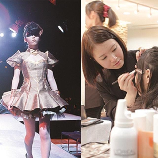 東京デザイナー学院 ◇オープンキャンパス◇ファッション・メイク学科1