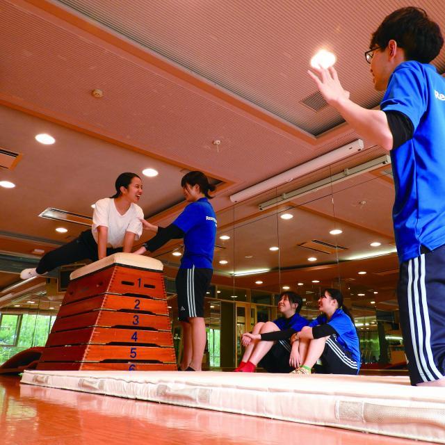 福岡リゾート&スポーツ専門学校 【こどもスポーツ体験】こどもが喜ぶ楽しいレクリエーション☆2
