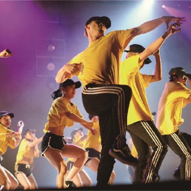 名古屋ビジュアルアーツ ダンスを仕事にする! 6月の体験入学1