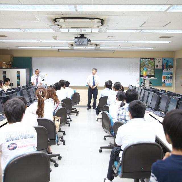 熊本電子ビジネス専門学校 オープンキャンパス4