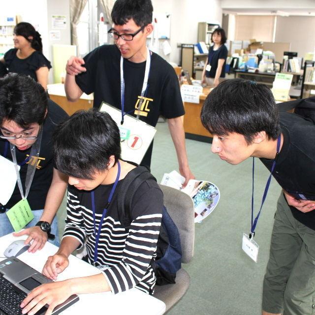 高岡法科大学 TULの「オープンキャンパス」は今年も楽しい!3