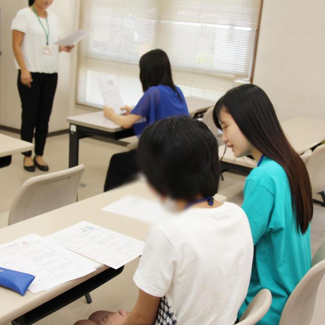 つくばビジネスカレッジ専門学校 TuBiC -経理・事務を体験しよう!-1