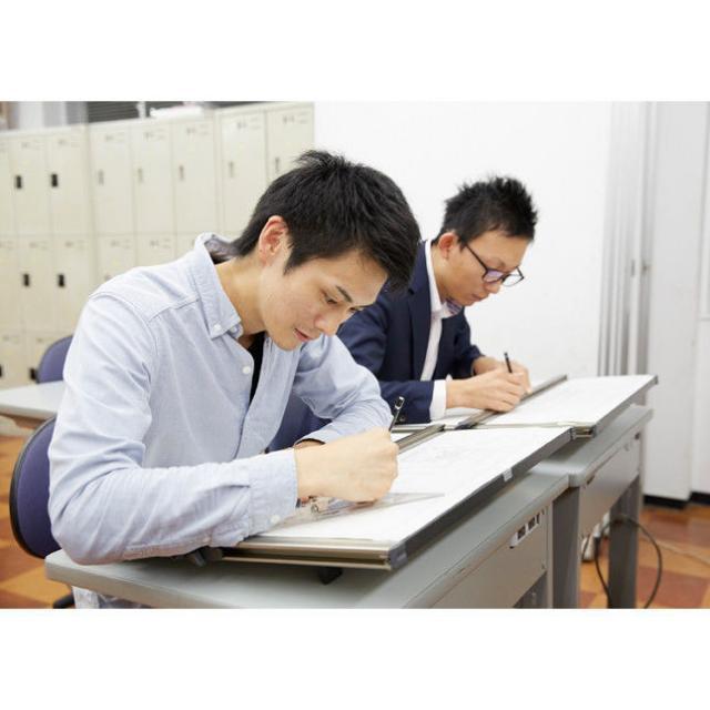 青山製図専門学校 【夜間の体験入学!】2