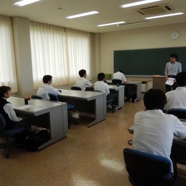 岡山商科大学専門学校 事務職養成学科学科オープンキャンパス2