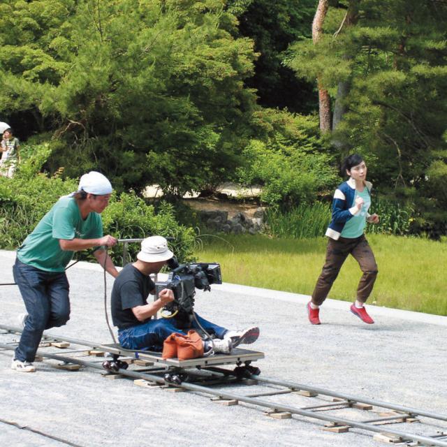 大阪スクールオブミュージック専門学校 映像カメラマン体験2