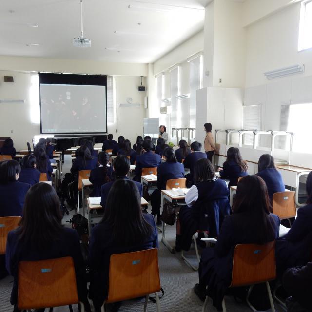 宇都宮短期大学 春の大学体験講座1