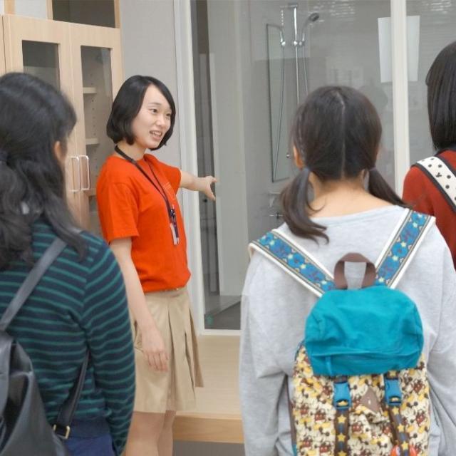 大和大学 夏のオープンキャンパス(8月)2