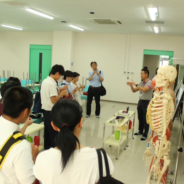 九州看護福祉大学 進路発見ガイダンスを開催!3