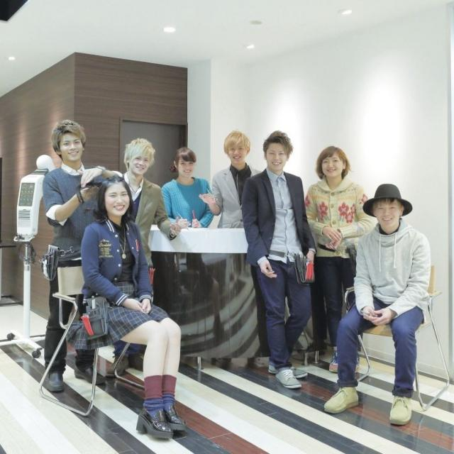 福岡南美容専門学校 NANBIで美容系をトータルに学べるOC開催!!1