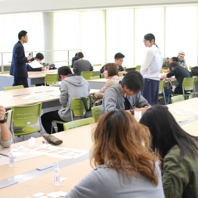 京都美術工芸大学 オープンキャンパス-KYOBI LIVE-4