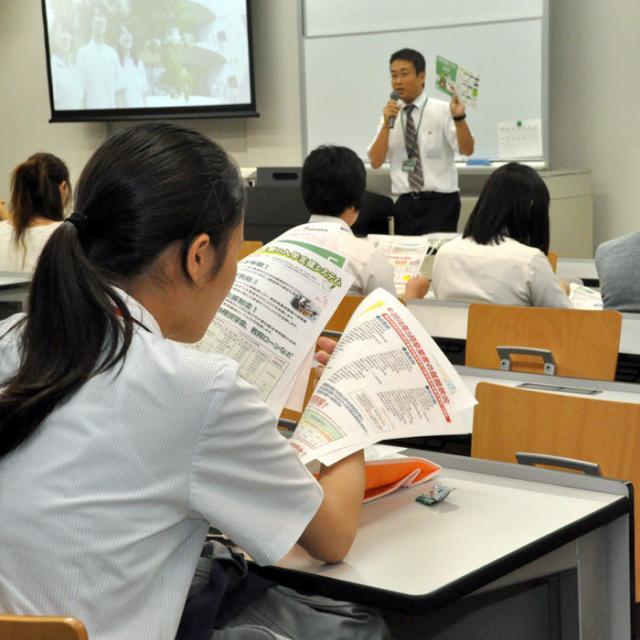 医療福祉専門学校 緑生館 楽しい企画が盛りだくさん!(看護師志望の方)2