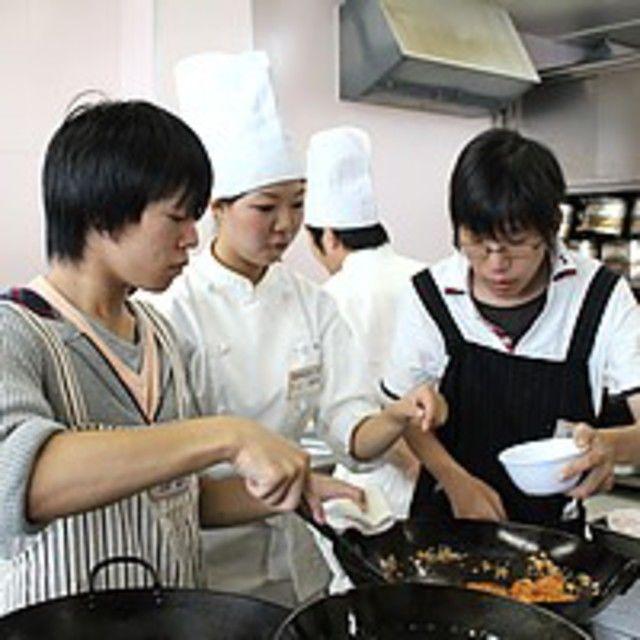 北海道中央調理技術専門学校 【気軽に調理体験】オープンキャンパス1