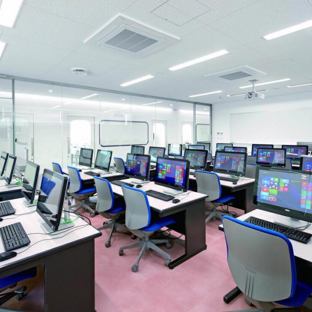 沼津情報・ビジネス専門学校 コンピュータ科 オープンキャンパス2