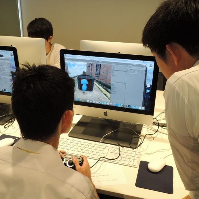 国際理工情報デザイン専門学校 高校2年生対象! ビジュアルデザイン科『学校体験会』3