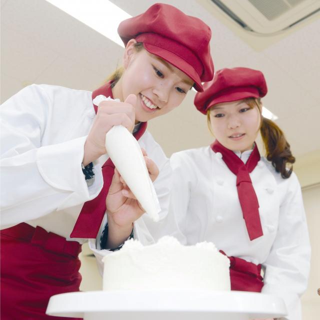 大原医療福祉製菓専門学校梅田校 ☆スペシャル体験学習(製菓・製パン)1