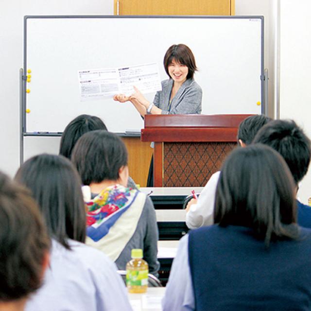 専門学校岡山ビューティモード 高校2・1年生対象OBMワークショップ「コース体験会」1