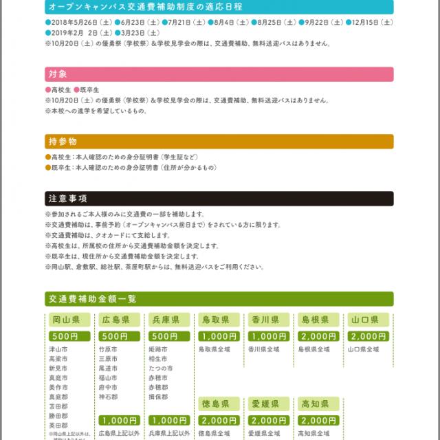 玉野総合医療専門学校 2018 第2回入試説明会(一般入試・特待生制度)4
