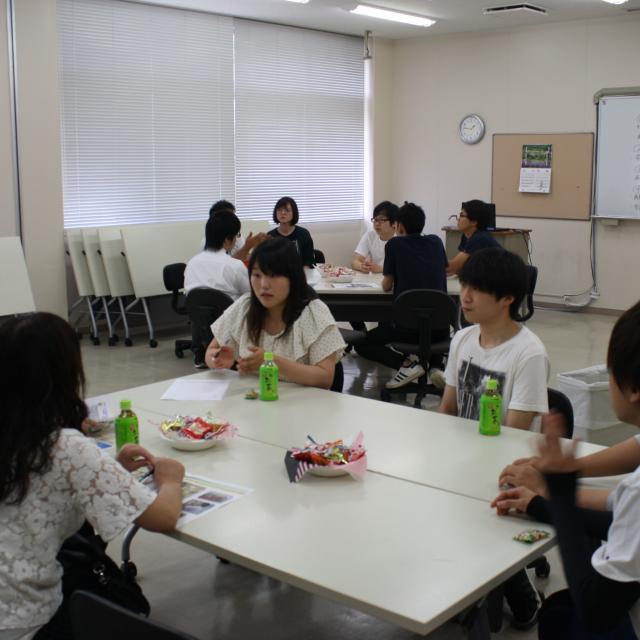 九州保健福祉大学 大学見学会~九保大生と語ろう~1
