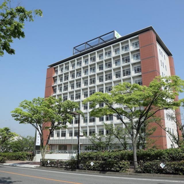 人間環境大学 看護学部 オープンキャンパス1