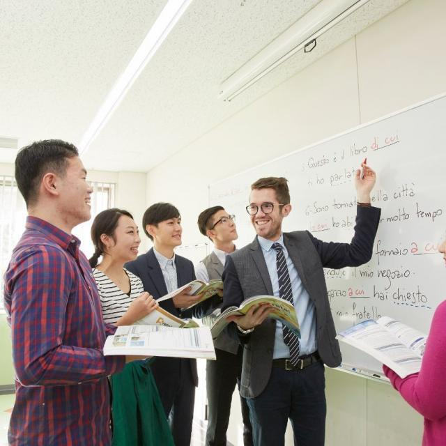 日本外国語専門学校 第2外国語フェア (中国/韓国/仏/伊/ベトナム/タイ)2
