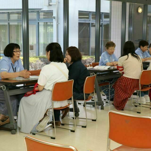 常磐会短期大学 入試対策イベント1