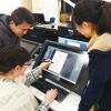 東京デザイナー学院 デジタルイラスト★Photoshop基礎講座