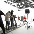 東放学園映画専門学校 プロモーション映像科の体験入学「ミュージックビデオ制作体験」