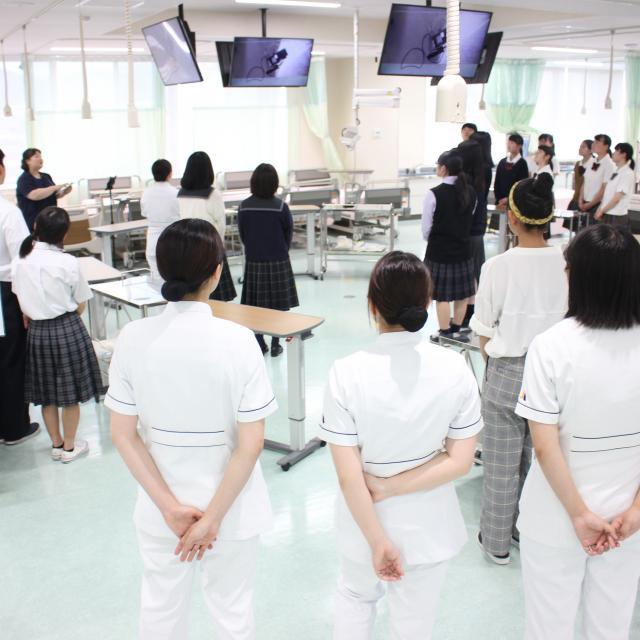 朝日医療大学校 【看護学科】ナイトオープンキャンパス開催!1