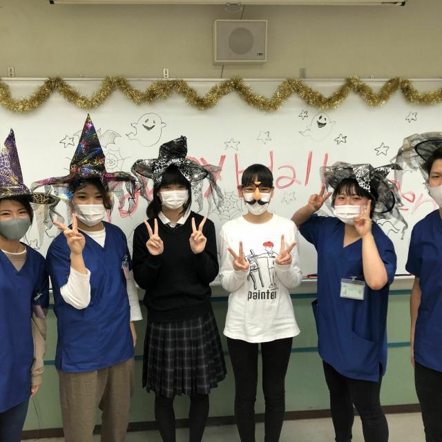 神戸医療福祉専門学校中央校 【介護福祉士科】オープンキャンパス☆ハロウィンスペシャル2