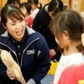 横浜YMCAスポーツ専門学校 YMCA保育園見学・保育実技体験