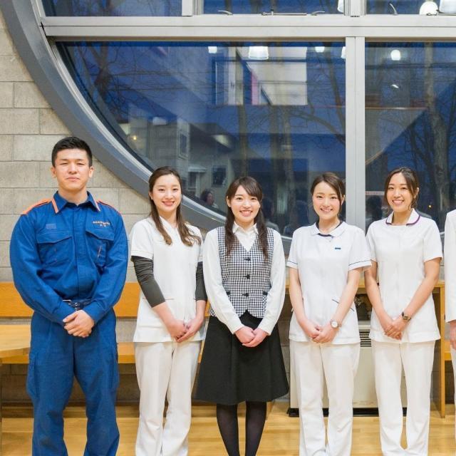 北海道ハイテクノロジー専門学校 1日で医療系学科2つを体験できる「医療のお仕事W体験DAY」4