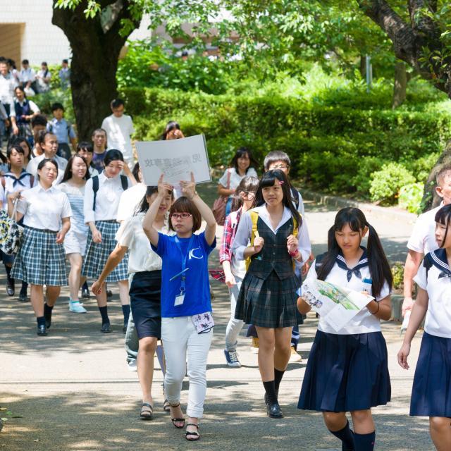 茨城キリスト教大学 イベントが盛りだくさん!キャンパス見学会(ランチ無料体験付)1