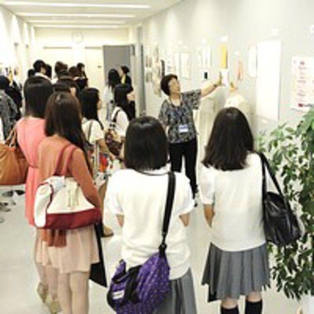渋谷ファッション&アート専門学校 学校説明会1