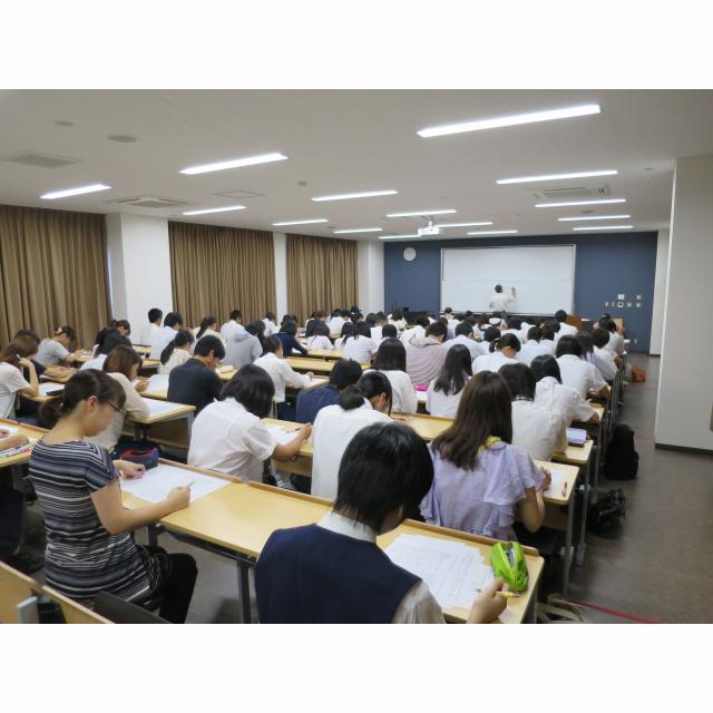 鳥取市医療看護専門学校 6・7月入試対策セミナー1